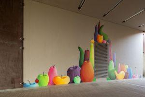 <i>still life remix</i>, 2015 </br> installation view, antinori art project, cantina del bargino, Firenze