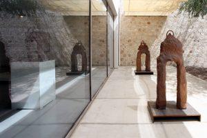 simone fattal, installation view, sharjah art foundation, 2016