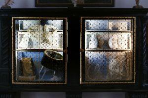 <i>die sieben lärmlampen</i>, 2010 </br> installation view, dommusen zu dalzburg, salzburg