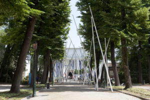 <i>illuminations</i>, 2011 </br> installation view, 54th venice biennale, venice