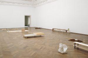 <i>endless enclosure</I>, 2009 </br> installation view, kunsthalle basel, basel