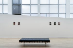 <i>pain thing</i>, 2020 </br> installation view, wexner center for the arts, columbus