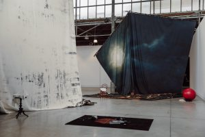 <i>the sun and the set</i>, 2020
