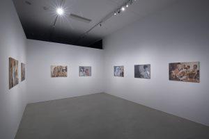 <i>lost communities</I>, 2019-20 </br> installation view, Kunsthalle Krems, krems