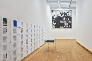 <i>grief and hope</i>, 2020 </br> installation view, Museum Abteiberg, Mönchengladbach