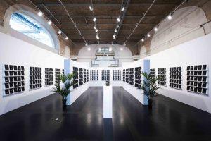 <I>Digest</i>, 2021 </br> installation view, Akademie Der Künste, Berlin