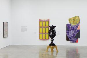 <i>less is a bore: maximalist art & design</I>, 2019 </br> installation view, the institute of contemporary art, boston