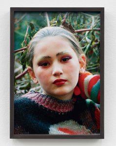 <i>Ever (Corey Tippin make-up)</I>, 2018 </br> inkjet print, 35,6 x 25,4 cm / 14 x 10 in