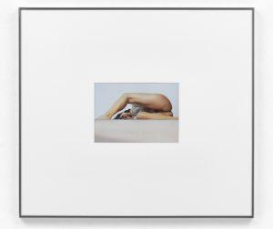 <i>untitled (bottomless # 4)</i>, 2015 </br> inkjet print, 66,1 x 73,6 cm / 26 x 29 in