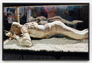 <i>Untitled (Pompeii)</I>, 2019 </br> inkjet print, 101,6 x 152,4 cm / 40 x 60 in