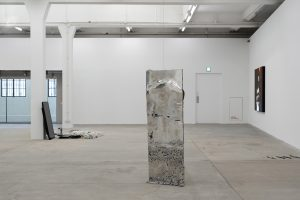 <I>my body holds his shape, </i> 2020 </br> installation view, tai kwun contemporary, hong kong