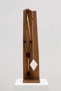<i>scultura da viaggio</i>, 1958</br>(alternate view)