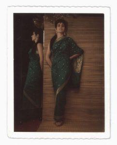 <i>untitled</i>, 1960s</br>polaroid</br>10 x 8 cm / 3.9 x 3.1 in