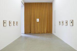 <i>polaroid</i>, 2013</br>installation view, kaufmann repetto, milan