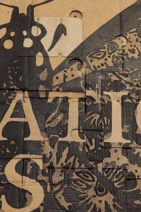 <i>papillon monarque (migration is beautiful)</i>, 2014</br>(detail)