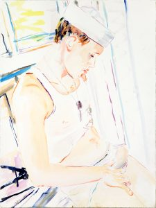 sailor in window, 1998