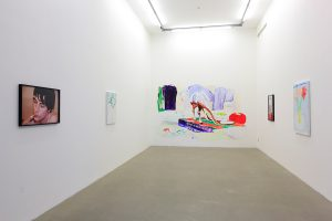<I>still, looking</I>, 2011