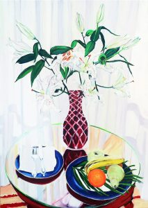 madrid lilies, 2010