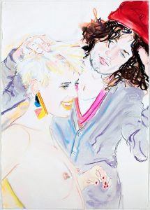 <i>agyness & teddy</I>, 2008