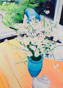<i>Daisies & Gardening</I>, 2007