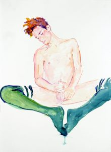 john green socks # 1, 2010