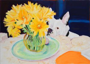 sunflowers & ralph, 2007
