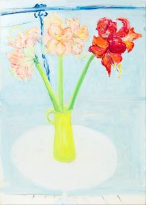 <I>amaryllis, 105 bowery, October</I>, 2011