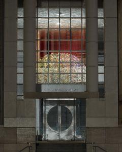 <i>Noisy Blushes</i>, 2020 </br> installation view, san jose museum of art, san jose