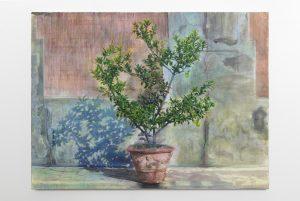 Pierpaolo Campanini, <i>Untitled</i>, 2020 </br> oil on canvas, 190 x 140 x 4 cm / 74.8 x 55.1 x 1.6 in