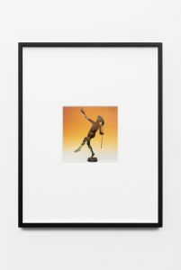John Stezaker, <i>Untitled</i>, 2011 </br> collage, 41,5 x 53,2 x 4 cm / 16.3 x 20.9 x 1.6 in (framed)