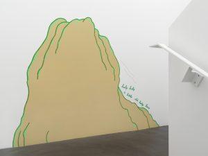 <i>Help help a little old lady here</i>, 2019 </br>  installation view, Migros Museum für Gegenwartskunst, Zurich