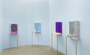 limoz, installation view, kaufmann repetto, milan, 2015