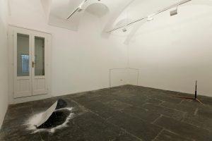 <i>gianni caravaggio</i>, 2008</br>installation view, kaufmann repetto, Milan