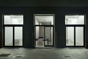a sudden walk, installation view, kaufmann repetto, milan, 2012