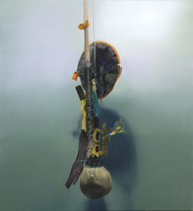 pierpaolo campanini, untitled, 2005 oil on canvas, 135 x 125 cm