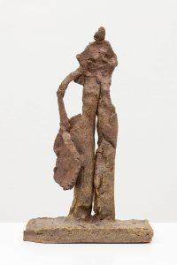 balkis, 2012 wood klin, fired stoneware, 43 x 25 x 14 cm