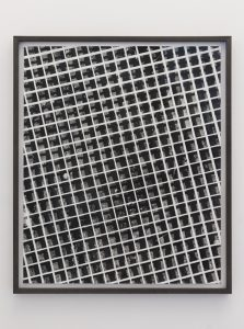 talia chetrit, dart/grid, 2011 framed photograph, 65,2 x 54,9 cm