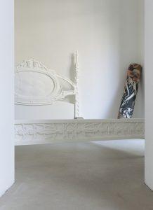 pae white, ghost, 2011 corian, 201 x 201cm