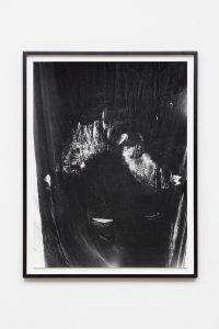 <i>vagina/vase (imprint )</i>, 2009</br> silver gelatin print</br>81,3 x 61 cm
