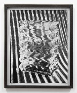 talia chetrit, vase/machine, 2011 silver gelatin print, 35,6 x 28 cm