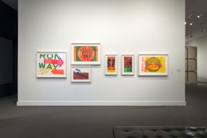 <i>Corita Kent, Artists Respond: American Art and the Vietnam War, 1965–1975</i>, 2019