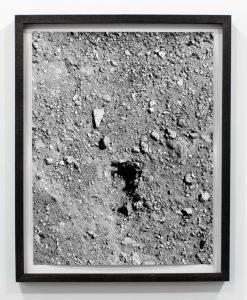 talia chetrit, dirt, 2011 silver gelatin print, 35,6 x 28 cm