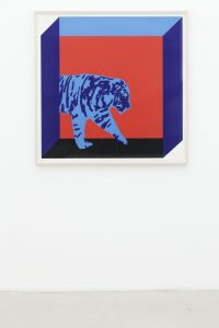 <i>a sudden walk 1</i>, 2012</br> framed c-print</br>105 x 105 cm