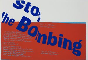 <i>stop the bombing</i>, 1967