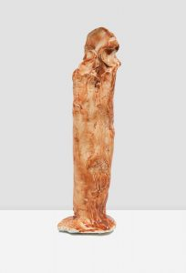 cloaked figure, 2009