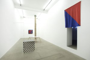 <i>a sudden walk</i>, 2012</br> installation view, kaufmann repetto, milan