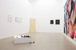 una piccola storia, installation view, kaufmann repetto, milan, 2014