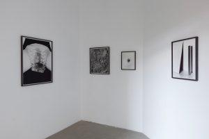 marking, installation view, kaufmann repetto, milan, 2011