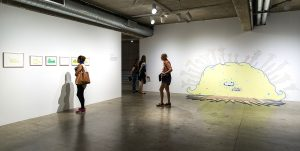 a better yesterday, installation view, camh, houston, 2017