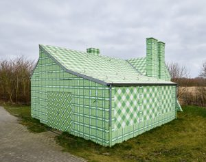 <i>het groen geruite huis (the green chequered house)</i>, 2015